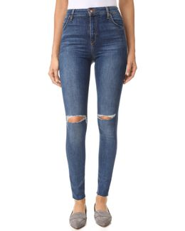 Bella High Rise Skinny Jeans