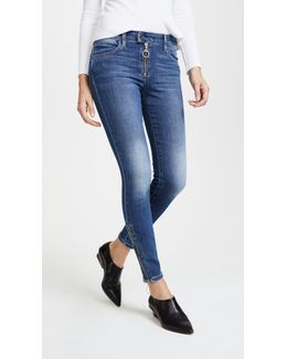 The Icon Skinny Jeans