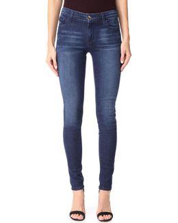 The Tall Twiggy Skinny Jeans