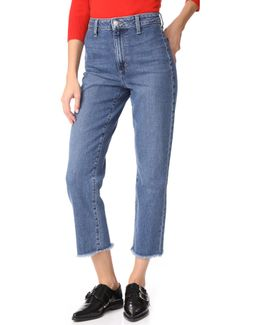 The Jane Crop Jeans