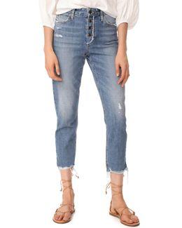 The Debbie Crop Jeans