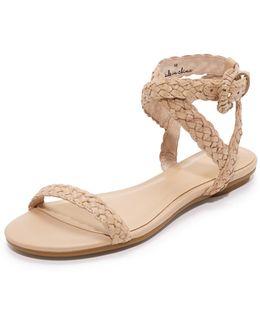 Fadi Flat Sandals