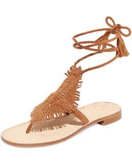 Kacia Wrap Sandals