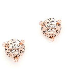 Rise & Shine Small Stud Earrings