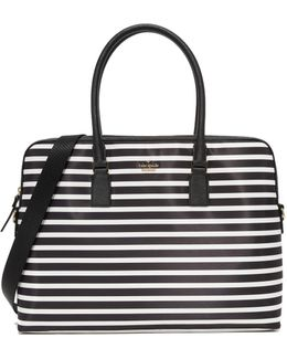 15 Inch Nylon Laptop Satchel