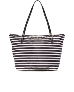 Maya Packable Nylon Tote