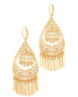 'golden Age' Drop Earrings