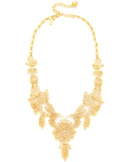 'golden Age' Statement Necklace