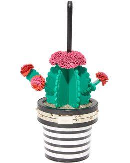 Cactus Bag Clutch