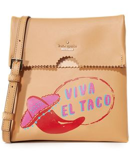 Takeout Cross Body Bag
