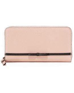 Lacey Continental Wallet