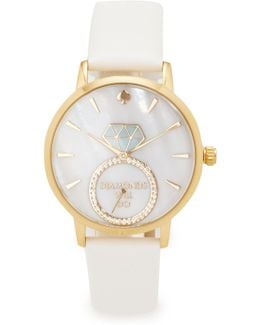 Bridal Capsule Leather Watch