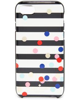 Confetti Dot Iphone 7 Case
