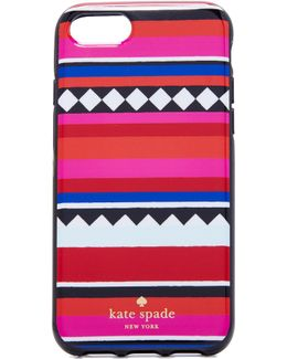 Geo Stripe Iphone 7 Case
