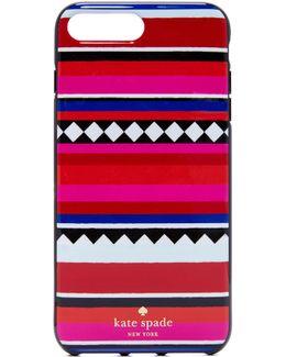 Geo Stripe Iphone 7 Plus Case
