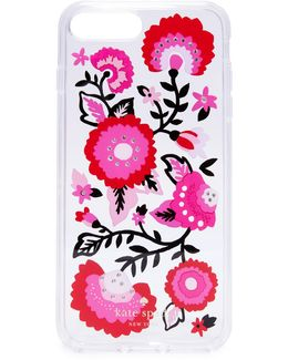 Jeweled Garland Iphone 7 Plus Case