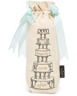 Happily Ever After Wine Tote