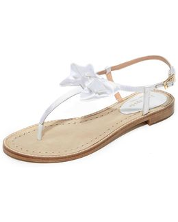 Serrano Bow Sandals