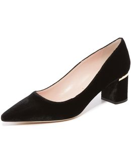 Milan Too Pointed Toe Pumps