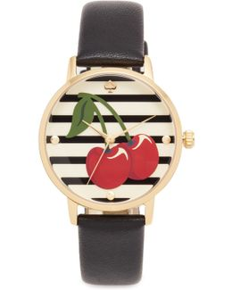 Novelty Leather Watch