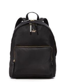 Nylon Tech Backpack