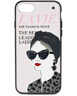 Jeweled Magazine Iphone 7 Case