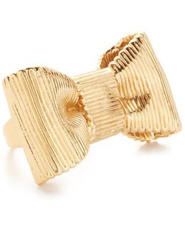 All Wrapped Up Statement Ring