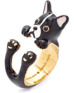 Ma Cherie Antoine Dog Ring