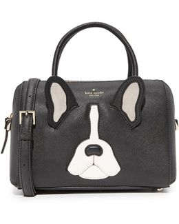 Antoine Large Lane Satchel
