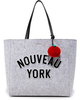 New York Hallie Tote