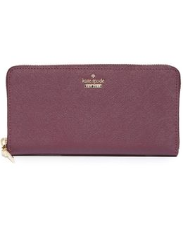 Lacey Zip Around Wallet