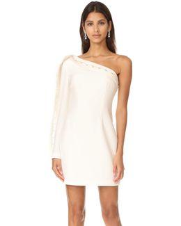 Signals One Shoulder Mini Dress