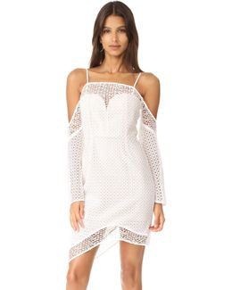 Easy Love Off The Shoulder Mini Dress