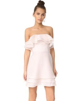 Float Mini Dress