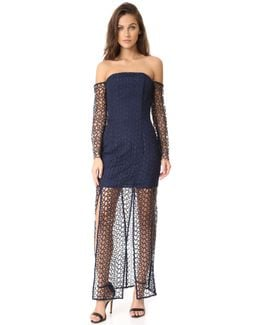 Countdown Lace Gown