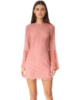 Be The One Long Sleeve Mini Dress