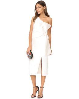 Retrograde Midi Dress