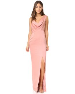 Sidelines Gown