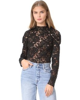 Star Crossed Lace Top