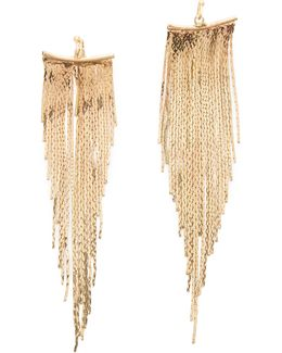 Polished Fringe Earrings