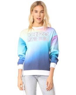Northern Lights Zipped Sweatshirt