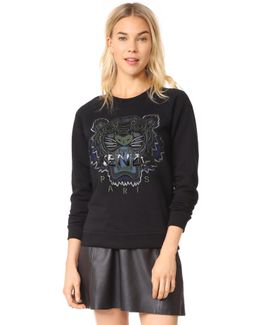 Tiger Relaxed Sweatshirt