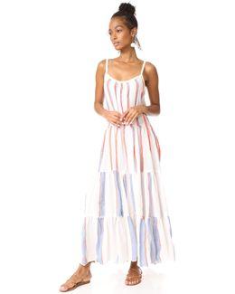 Mamo Maxi Slip Dress
