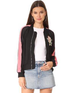 Celeste Track Jacket