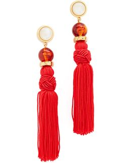 Jambo Tassel Earrings