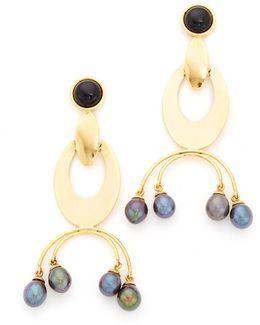 Gazelle Earrings