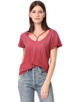 Union Strappy Tee