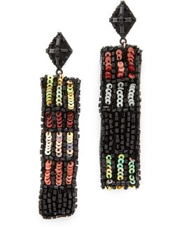 Josephine Sequin Earrings