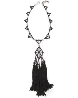 Helena Tassel Necklace