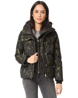 Cecily Down Jacket